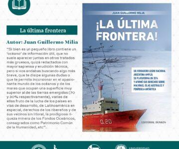 «La última frontera», de Juan Guillermo Milia